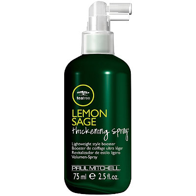 Paul Mitchell Travel Size Tea Tree Lemon Sage Thickening Spray