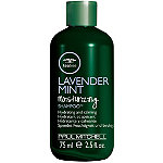 Travel Size Tea Tree Lavender Mint Moisturizing Shampoo