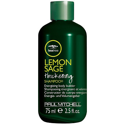 Paul Mitchell Travel Size Tea Tree Lemon Sage Thickening Shampoo