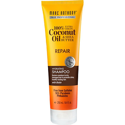 Marc Anthony Hydrating Coconut Oil %26 Shea Butter Shampoo