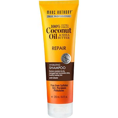 Hydrating Coconut Oil & Shea Butter Shampoo