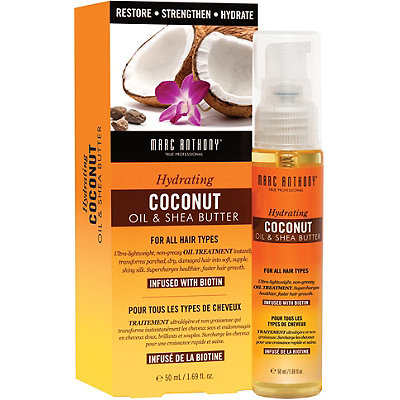 Marc Anthony Hydrating Coconut Oil %26 Shea Butter Treatment