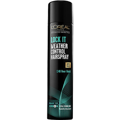 L'Oréal Lock It Weather Control Hairspray