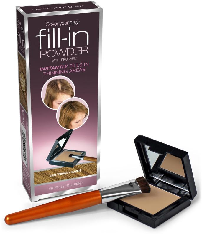 fill in powder - Coloration Semi Permanente Roux