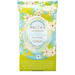 PacificaMalibu Lemon Blossom Hand & Body Lotion Wipes 30 Ct