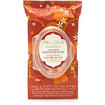 PacificaTuscan Blood Orange Hand & Body Lotion Wipes