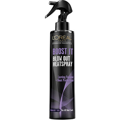 L'OréalBoost It Blow Out Heatspray