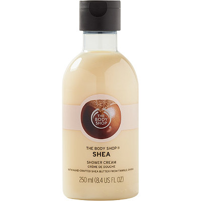 The Body Shop Shea Shower Cream