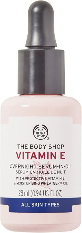 Body Shop Vitamin E Night Serum