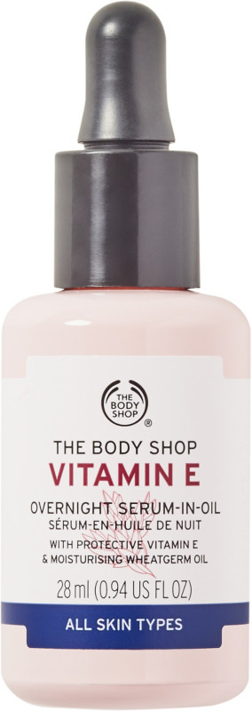 Online Only Body Shop Vitamin E Night Serum by The Body Shop