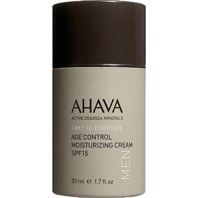 Ahava Online Only Mens Age Control Moisturizer SPF 15