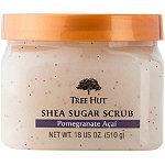 Tree Hut Shea Sugar Scrub Pomegranate Acai