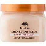 Tree Hut Shea Sugar Scrub Passion Fruit & Guava