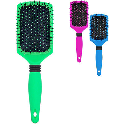 Revlon Neon Paddle Brush