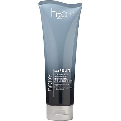 H2O PlusSea Results Anti-Aging Body Micro-Polish