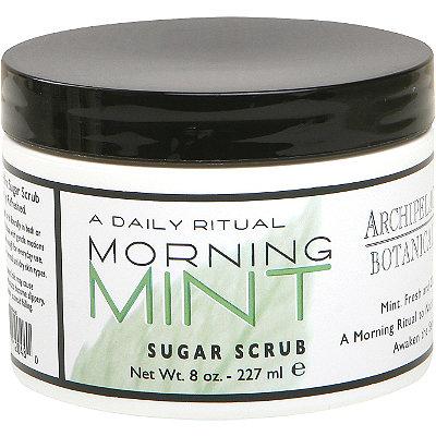 ArchipelagoMorning Mint Sugar Scrub