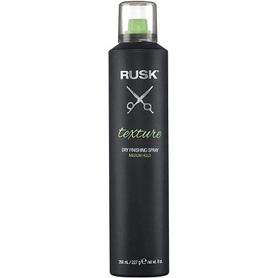 Rusk Texture Dry Finishing Spray Medium Hold