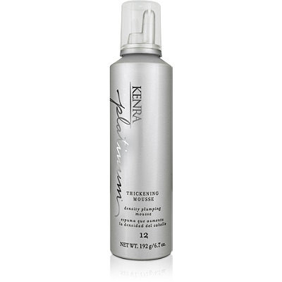 Kenra Professional Platinum Thickening Mousse