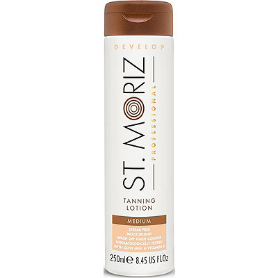Instant Self-Tanning Lotion