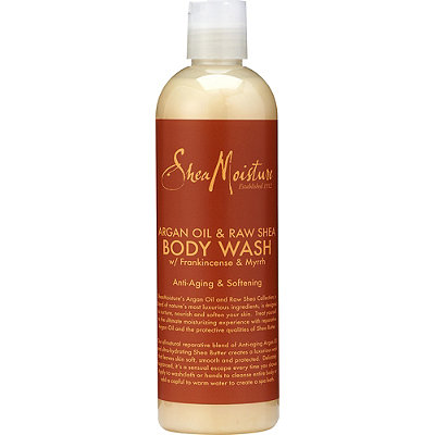 SheaMoisture Argan Oil & Raw Shea Body Wash