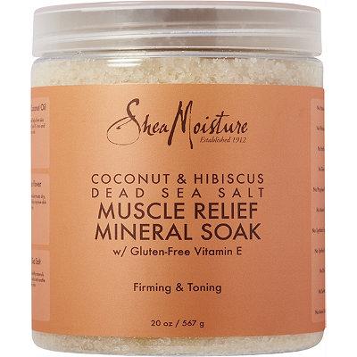 SheaMoistureCoconut & Hibiscus Dead Sea Salt Muscle Relief Mineral Soak