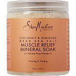 SheaMoistureCoconut & Hibiscus Dead Sea Salt Muscle Relief Mineral Soak