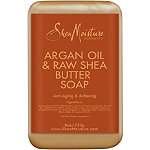 Argan Oil & Raw Shea Butter Bar Soap