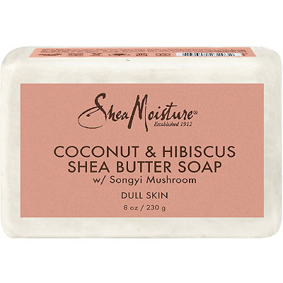 SheaMoisture Coconut & Hibiscus Bar Soap
