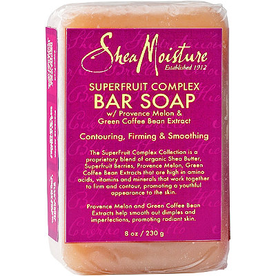 SheaMoisture SuperFruit Complex Bar Soap