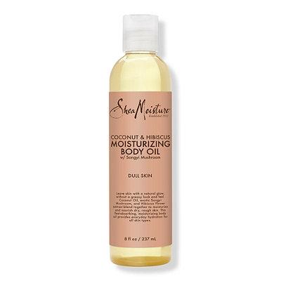 Coconut & Hibiscus Bath Body & Massage Oil