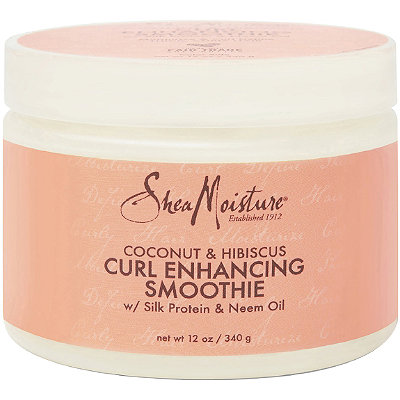 SheaMoisture Coconut %26 Hibiscus Curl Enhancing Smoothie