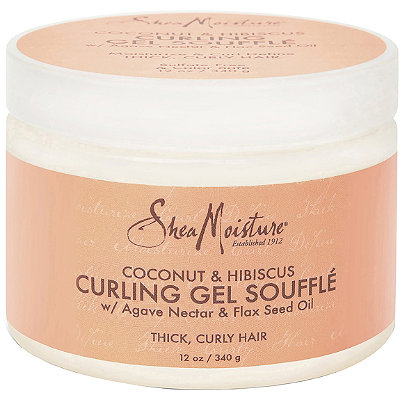 SheaMoisture Coconut %26 Hibiscus Curling Gel Souffle