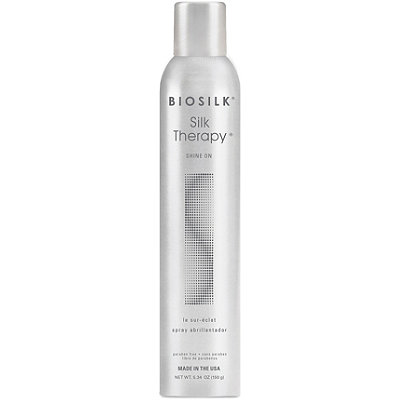 Biosilk Silk Therapy Shine On Spray