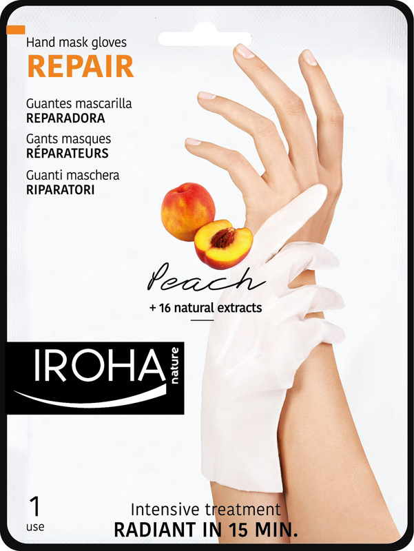 IROHA Regenerating Intensive Treatment Hand & Nail Gloves Ulta.com - Cosmetics, Fragrance, Salon and Beauty Gifts