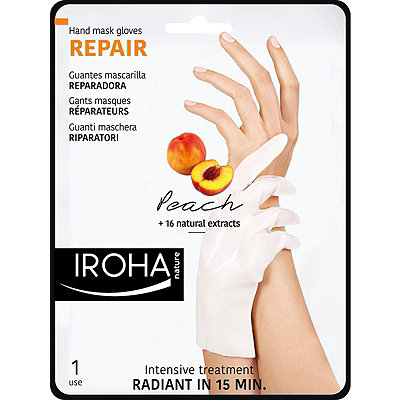 IROHARegenerating Intensive Treatment Hand & Nail Gloves