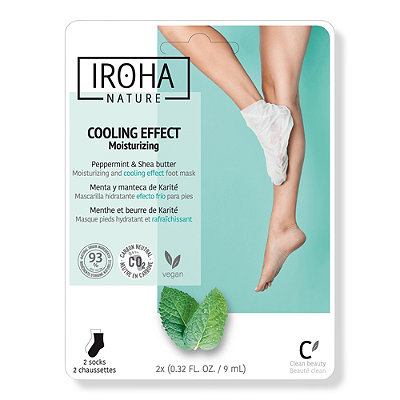 IROHA Relaxing Intensive Treatment Foot Socks