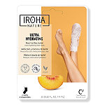 IROHA Repairing Peach Foot Mask Socks