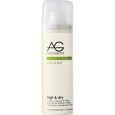 AG HairFREE High & Dry Matte Volume & Finish Spray 1.5 oz. w/any $25 AG Haircare purchase