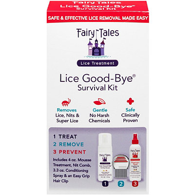 Lice Good-Bye Survival Kit
