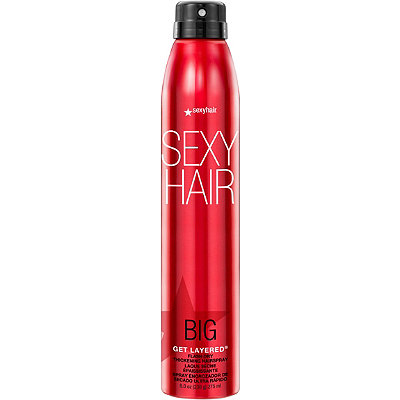 Sexy Hair Big Sexy Hair Get Layered
