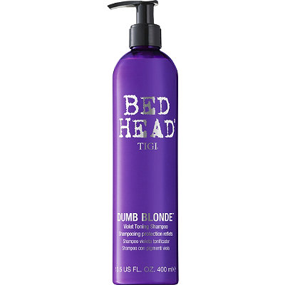 TigiDumb Blonde Violet Toning Shampoo