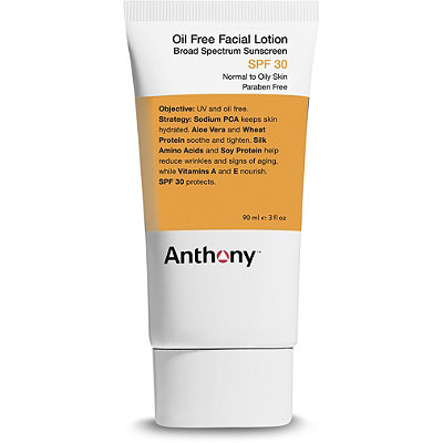 Anthony Oil Free Facial Lotion Broad Spectrum SPF 30