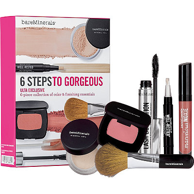 BareMinerals 6 Steps To Gorgeous