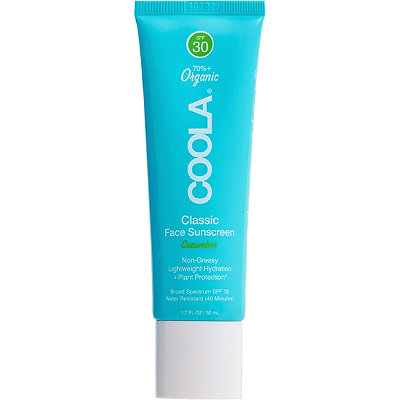 CoolaClassic Face SPF30 Cucumber