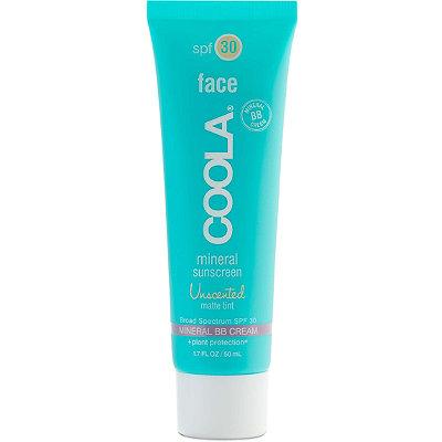 CoolaMineral Face SPF 30 Matte Tint