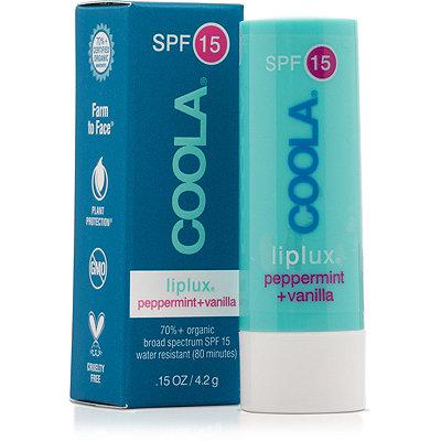 CoolaLiplux SPF1 5 Vanilla Peppermint