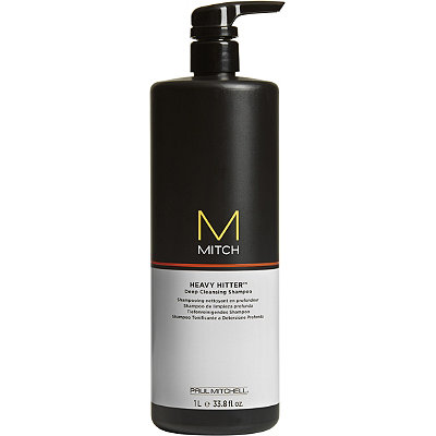 Paul Mitchell Mitch Heavy Hitter Deep Cleansing Shampoo
