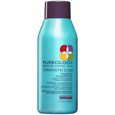 PureologyTravel Size Strength Cure Shampoo