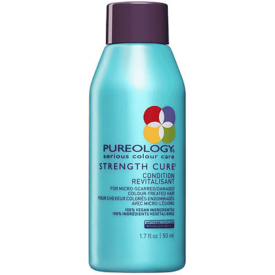 Travel Size Strength Cure Conditioner