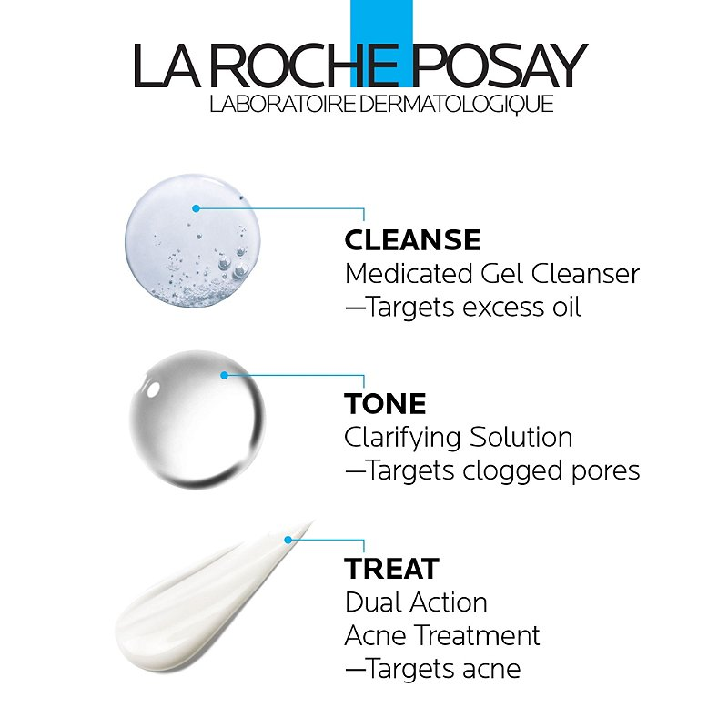 La Roche Posay Effaclar Dermatological Acne Treatment Ulta Beauty
